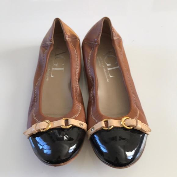 Agl Shoes - Attilio Giusti Leombruni AGL Ballet flats sz 38